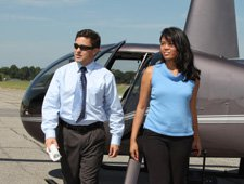Executive Helicopter Charters Augusta ME