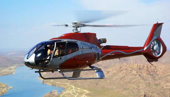 Helicopter Services in Augusta