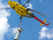 Sling Load Helicopters Augusta